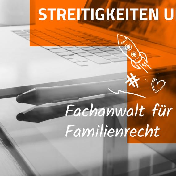 Rechtsanwalt Familienrecht Bild