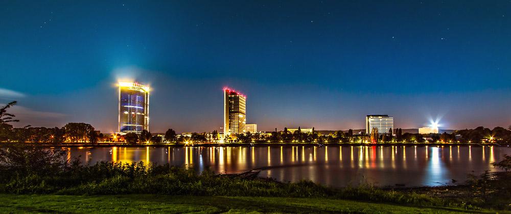 Post Tower Bonn | Kanzlei Luba Mayr Bonn