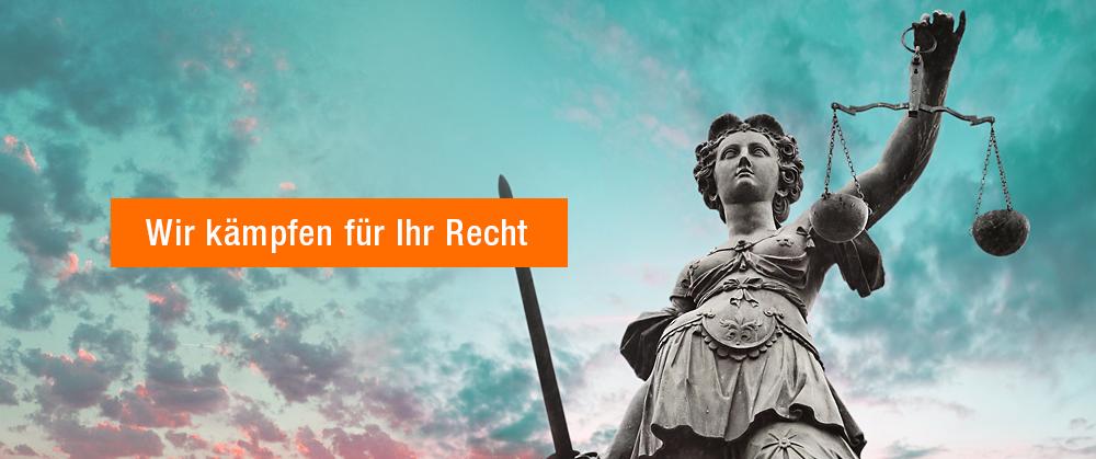 Wir kämpfen für Ihr Recht | Kanzlei Luba Mayr Bonn
