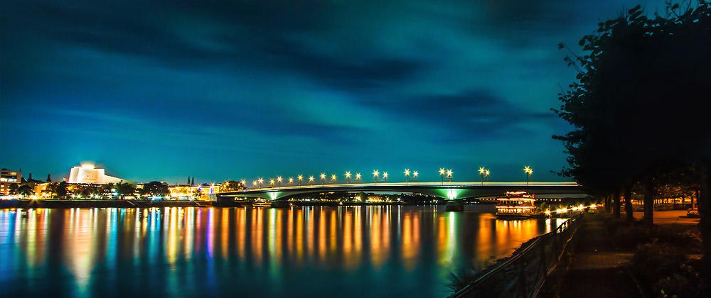 Kennedy Brücke Bonn | Kanzlei Luba Mayr Bonn